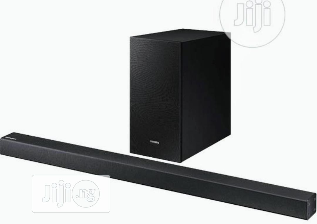 Samsung Sound Bar ( R-450)2.1ch Home Theater{340w)