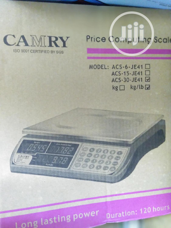 Camry Digital Scale