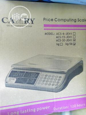 Camry Digital Scale | Store Equipment for sale in Lagos State, Ojo
