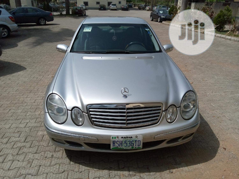 Mercedes-Benz 200E 2003 Gray | Cars for sale in Mabushi, Abuja (FCT) State, Nigeria