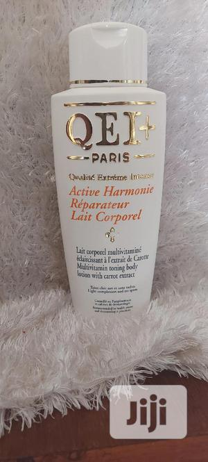 Qei+ Paris Multivitamin Toning Body Lotion - Carrot Extract   Bath & Body for sale in Lagos State, Ikotun/Igando