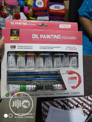 Oil Painting Colour 10colours   Arts & Crafts for sale in Lagos State, Lagos Island (Eko)