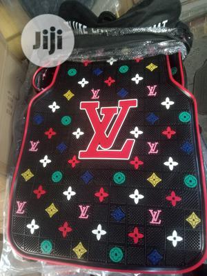 LV Design Car Rubber Mat | Vehicle Parts & Accessories for sale in Lagos State, Surulere