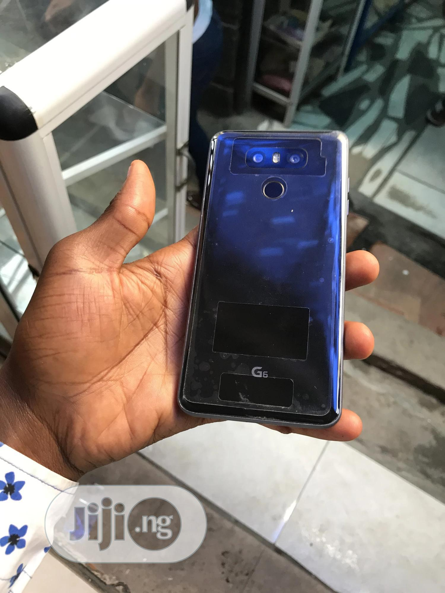 LG G6 64 GB Black | Mobile Phones for sale in Ikeja, Lagos State, Nigeria