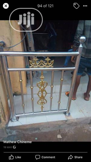 Anti Rust Turkish Handrails   Building & Trades Services for sale in Imo State, Orlu