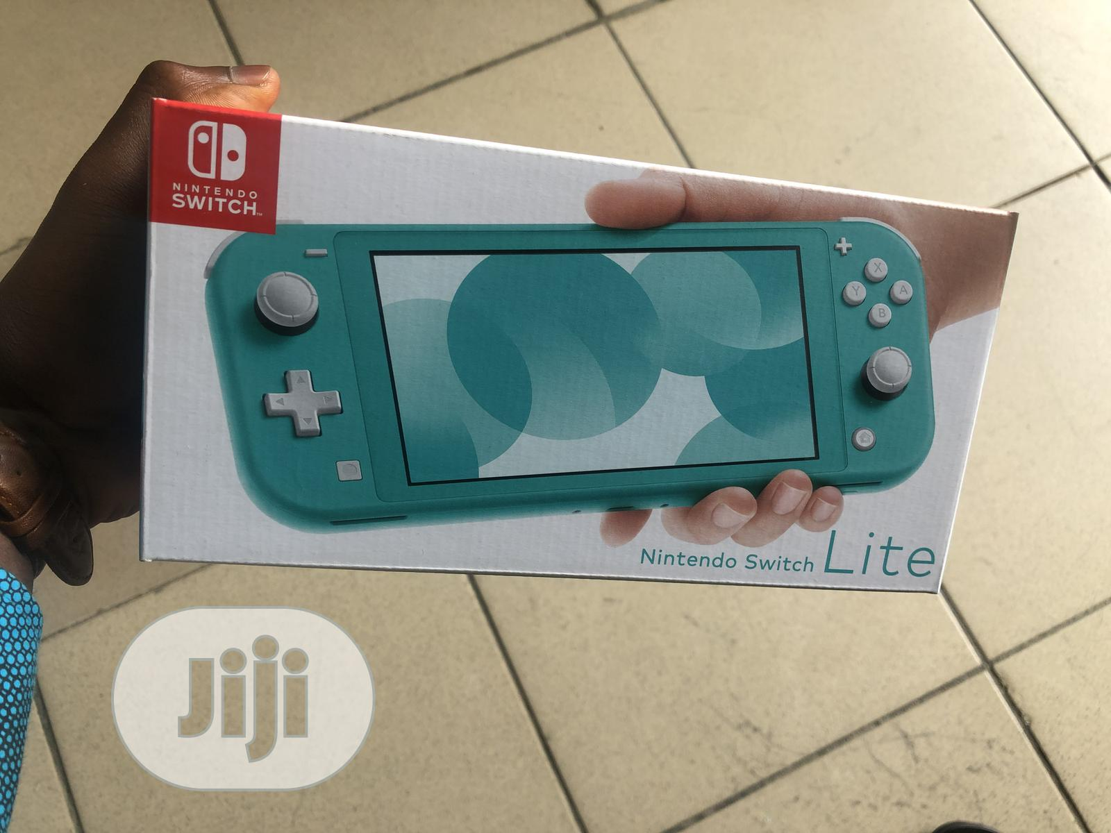 Nintendo Switch Lite | Video Game Consoles for sale in Wuse 2, Abuja (FCT) State, Nigeria