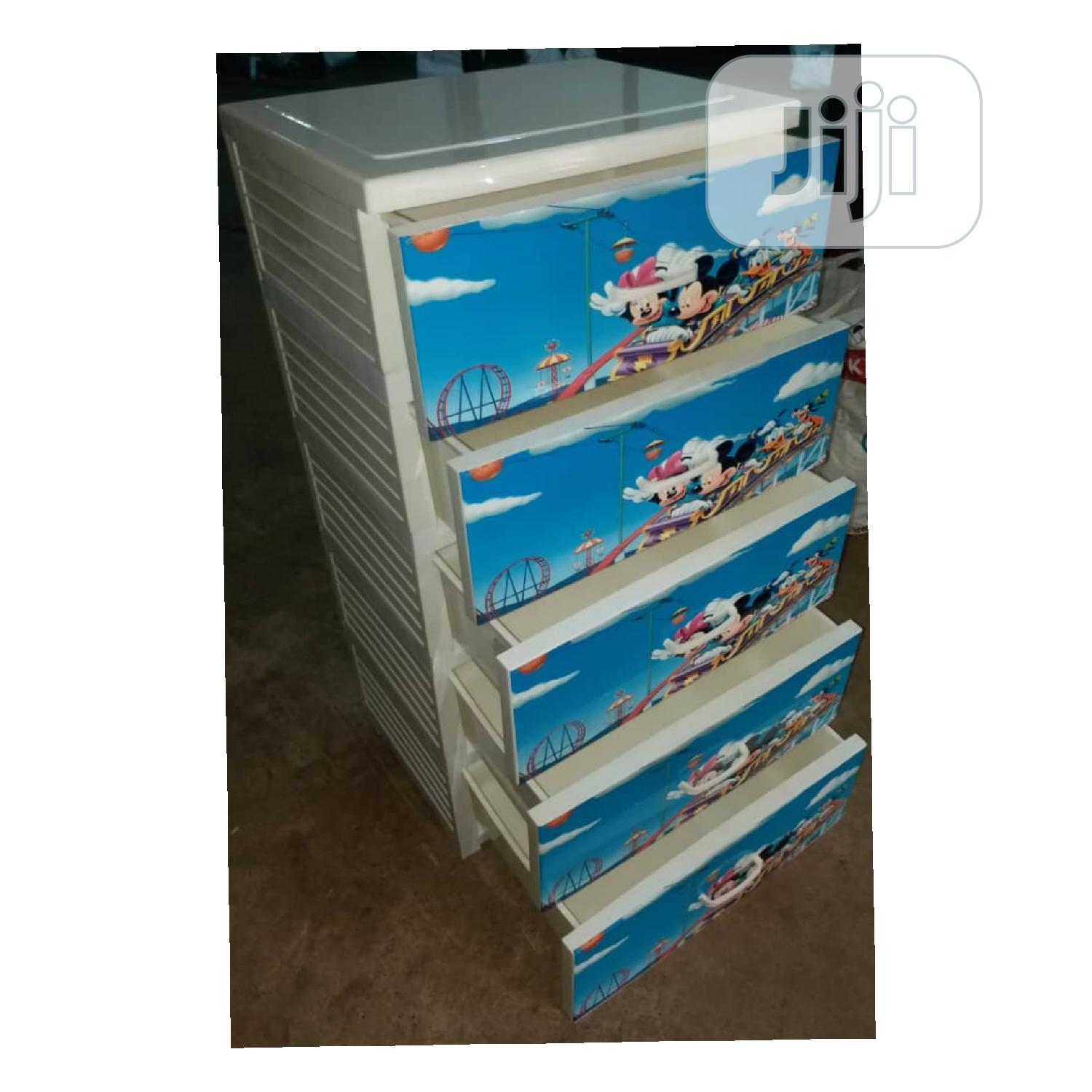 Best Quality Mickey Mouse Character Baby Wardrobe.