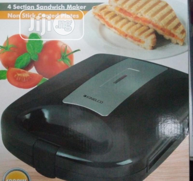 Kinelco 4 Slice Toaster