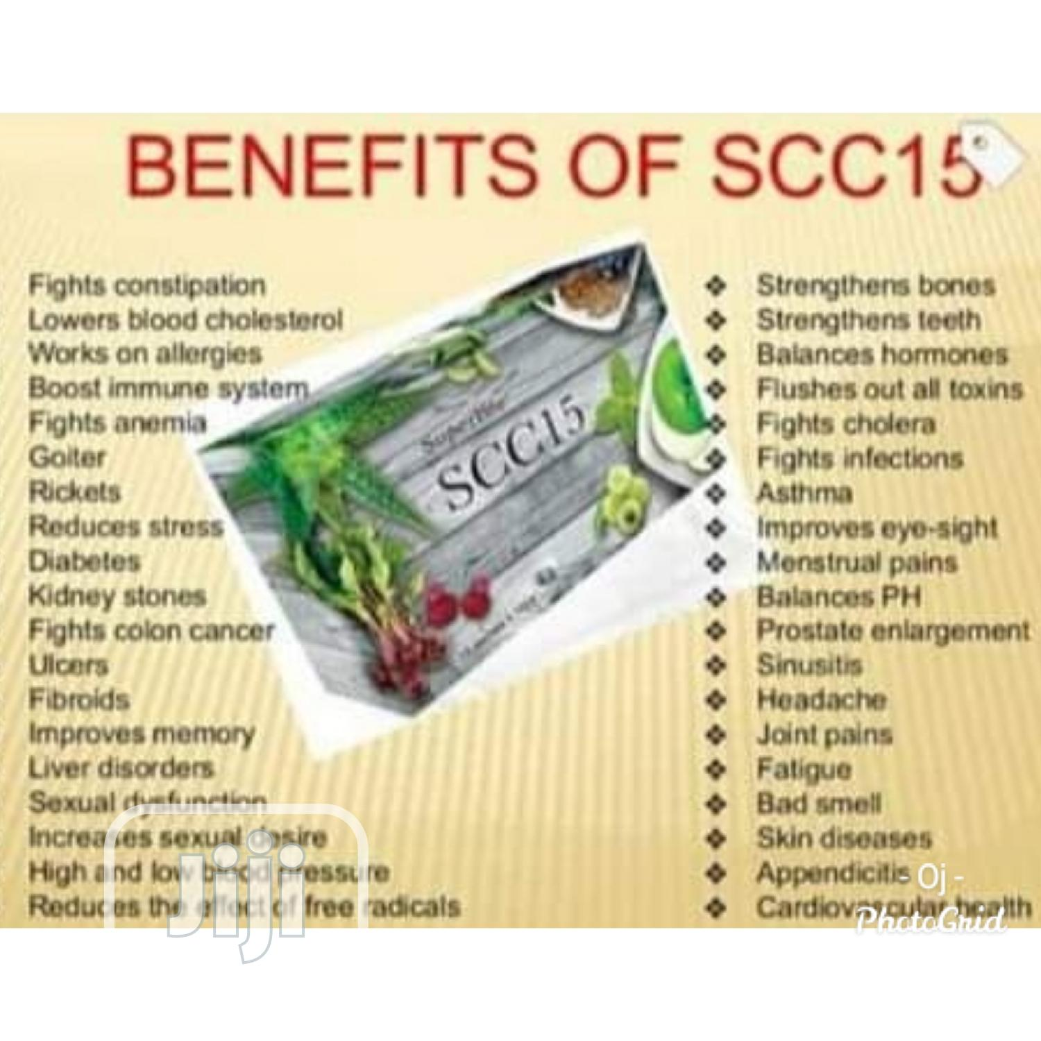 Superlife Scc15 Colon Cleanser For Every Kind Of Cancer In Ikorodu Vitamins Supplements Okemena Ameh Jiji Ng For Sale In Ikorodu Buy Vitamins Supplements From Okemena Ameh On