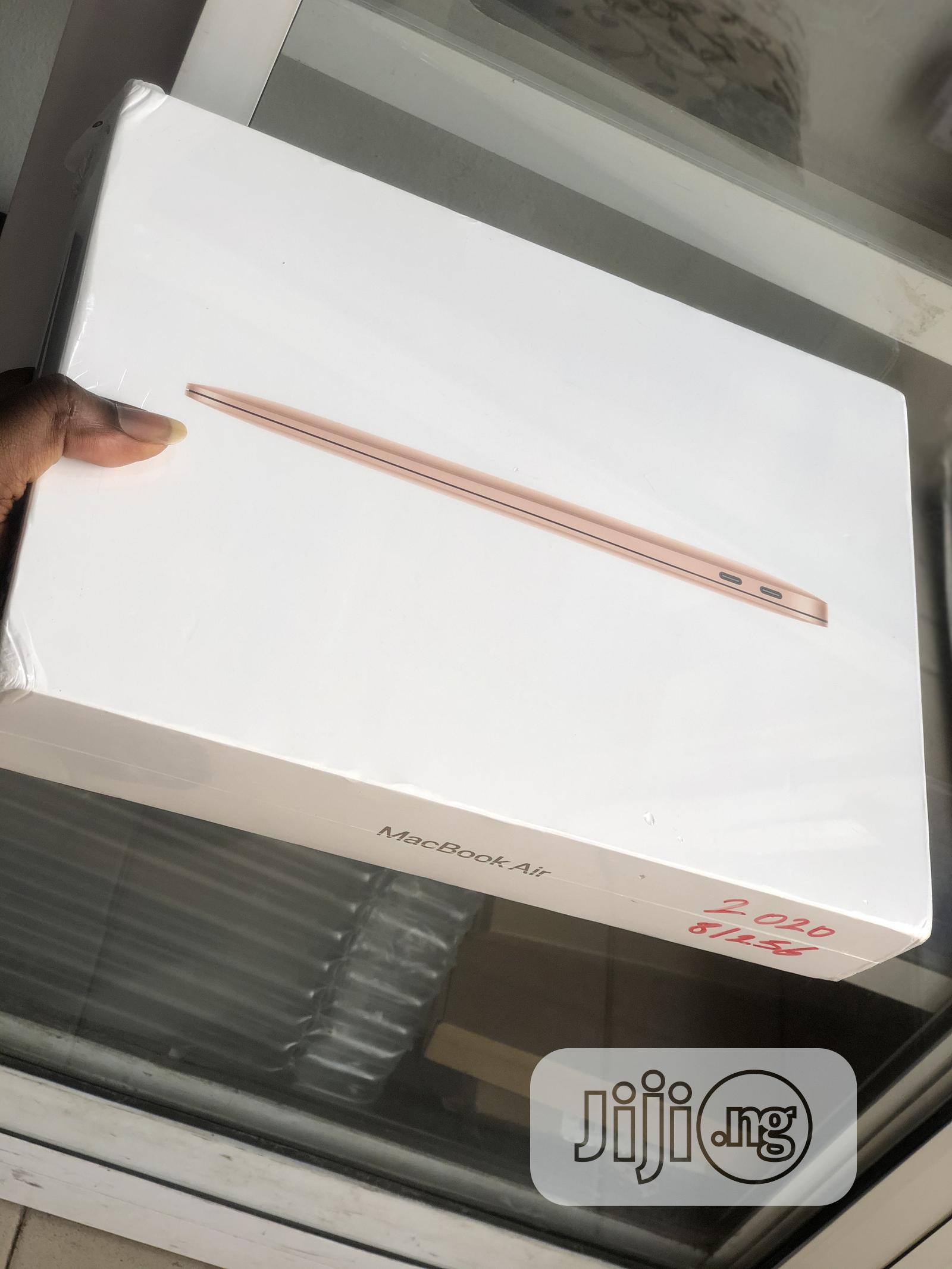 New Laptop Apple MacBook Air 8GB Intel Core i3 SSD 256GB | Laptops & Computers for sale in Ikeja, Lagos State, Nigeria