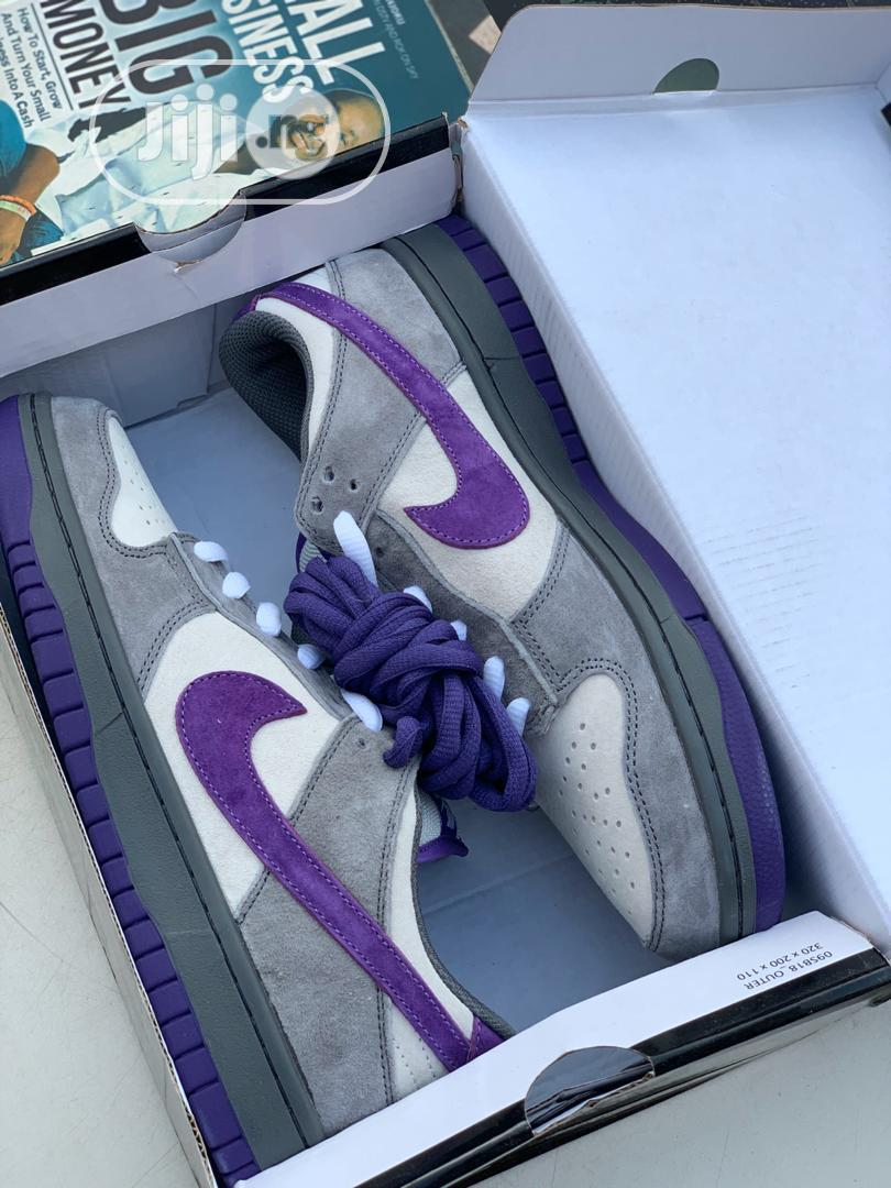 """Nike SB Dunk """"Purple Pigeon"""" 