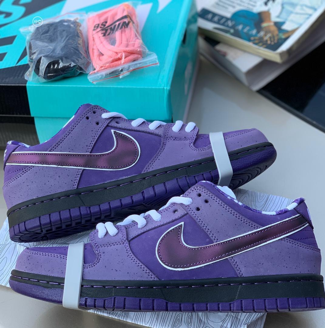Archive: Nike SB Dunk Low Purple Lobster