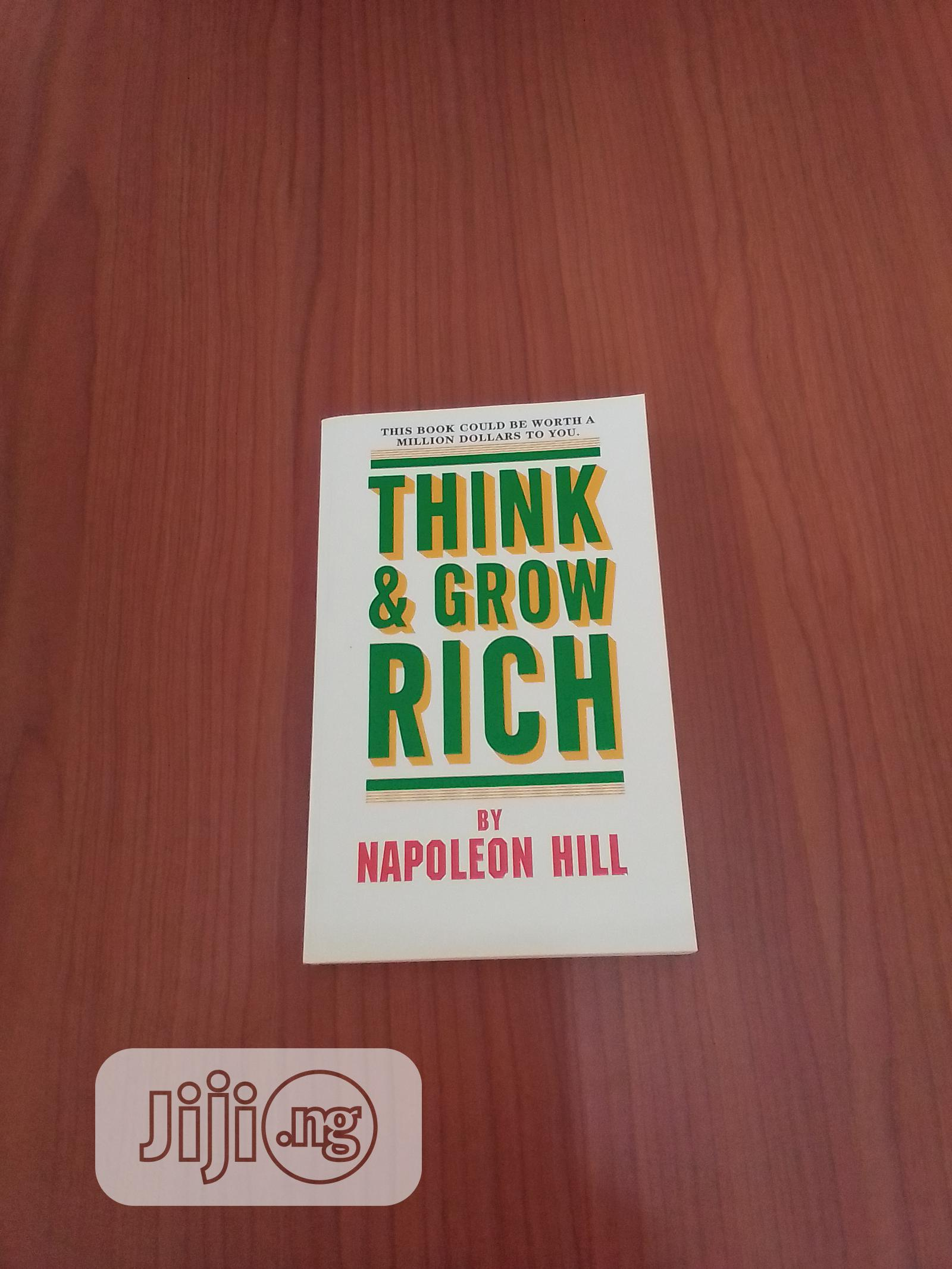 Archive: Think Grow Rich by Napoleon Hill