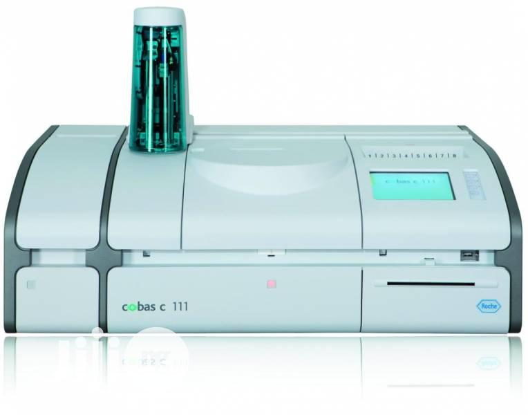 Cobas C111 Fully Automated Chemistry Analyzer With ISE