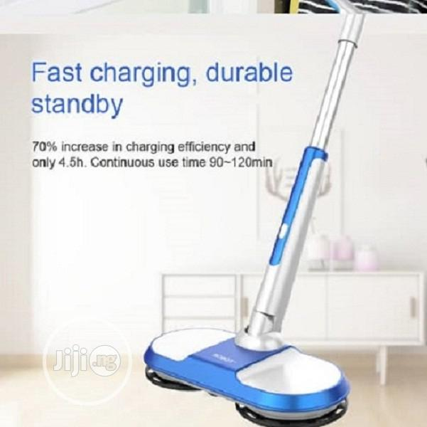 BOBOT Cordless Dual Electric Mop With Iso9001