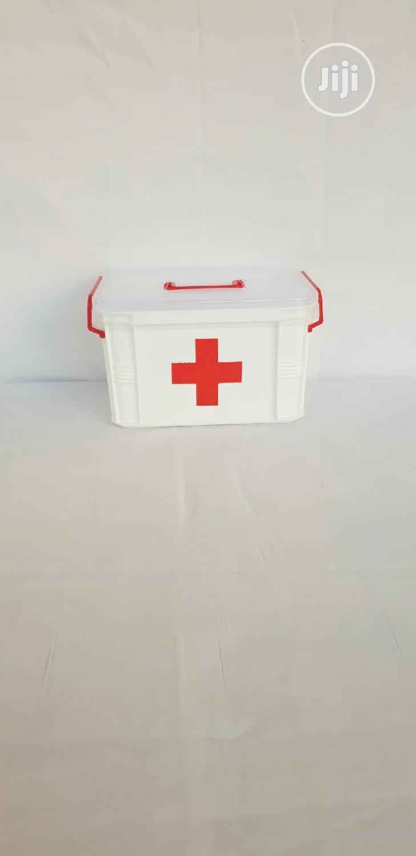 First Aid Box ( Medium Size) | Tools & Accessories for sale in Victoria Island, Lagos State, Nigeria