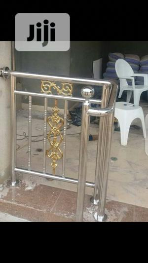 Quality Anti Rust Turkish Handrails   Building & Trades Services for sale in Imo State, Orlu