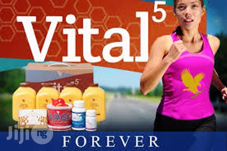 Forever Vital 5 Pack | Vitamins & Supplements for sale in Lagos Island (Eko), Lagos State, Nigeria