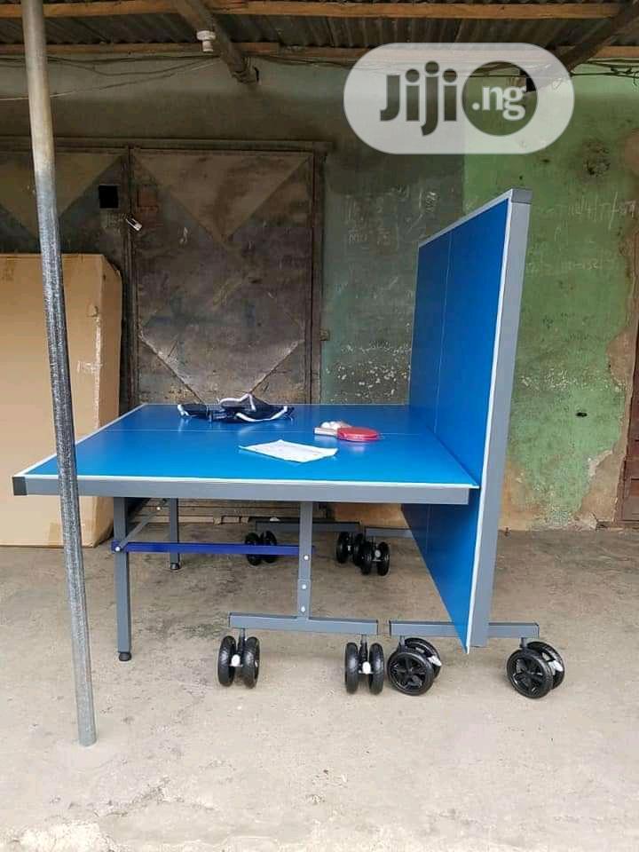 Archive: Indoor Table Tennis Board
