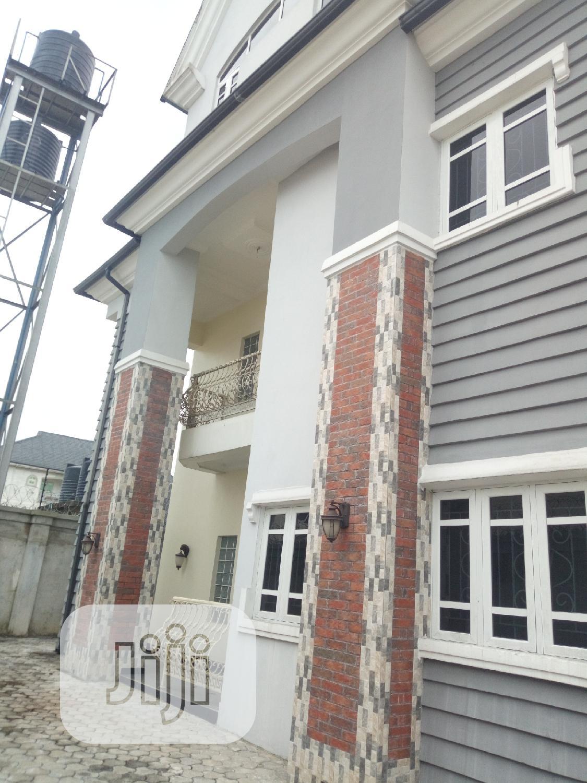 Brand New 4bedroom Duplex With Good Light Off Rukpokwu PH