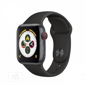 X7 Heart Rate Monitor Bt Call Wrist Smart Watch   Smart Watches & Trackers for sale in Lagos State, Ikeja