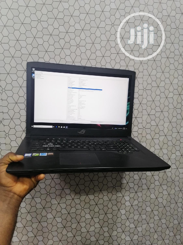 Laptop Asus ROG Strix GL703 16GB Intel Core i7 SSD 256GB