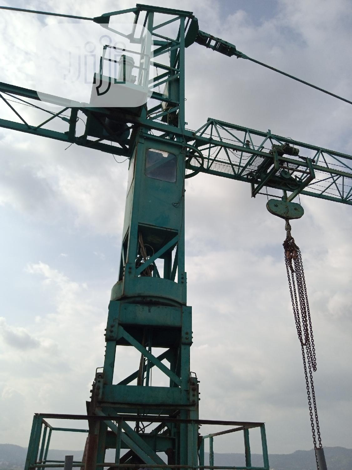 Archive: Tower Crane