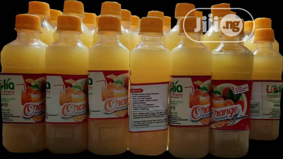 Archive: Pure Natural Fruit Juice
