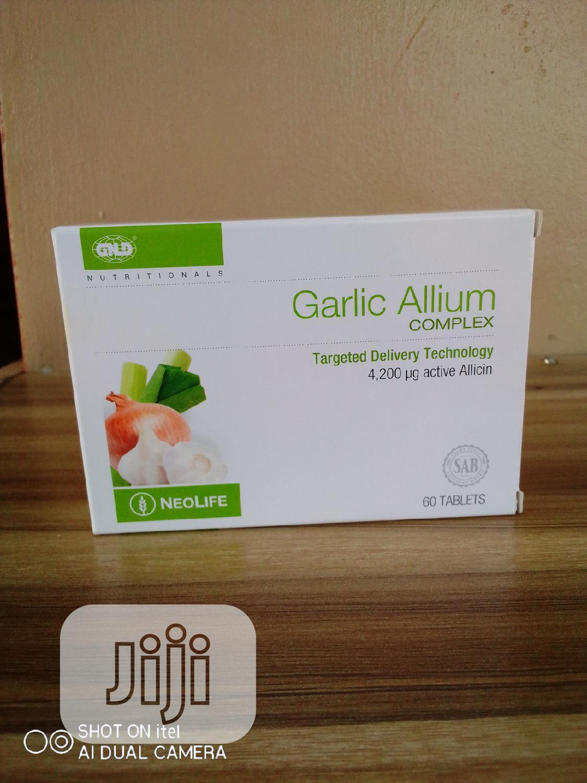NEOLIFE, Garlic Allium Complex,60 Tablet