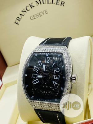 Original Frank Muller Wristwatch | Watches for sale in Lagos State, Lagos Island (Eko)