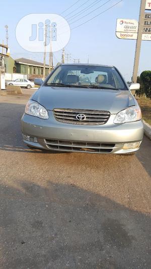 Toyota Corolla 2003 Sedan Automatic | Cars for sale in Edo State, Benin City