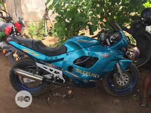 Suzuki GSX 2000 Green   Motorcycles & Scooters for sale in Lagos State, Alimosho