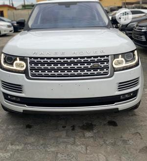 Land Rover Range Rover Vogue 2016 White   Cars for sale in Lagos State, Victoria Island