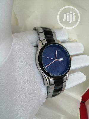 Calvin Klein (CK) Black/Silver Chain Watch   Watches for sale in Lagos State, Lagos Island (Eko)