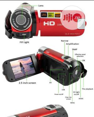 Digital Video Camera Full HD 1080P 16MP 16x Zoom Camcorder | Photo & Video Cameras for sale in Lagos State, Ikeja