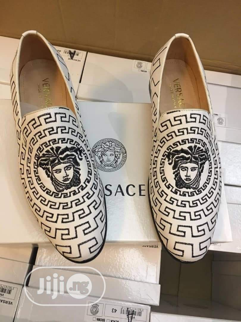 Quality Designer Versace Loafers | Shoes for sale in Surulere, Lagos State, Nigeria