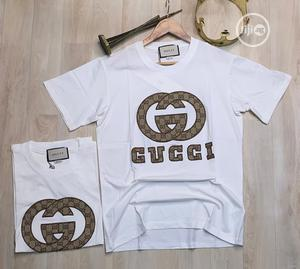 Quality Turkey Designer Gucci T-Shirt | Clothing for sale in Lagos State, Surulere