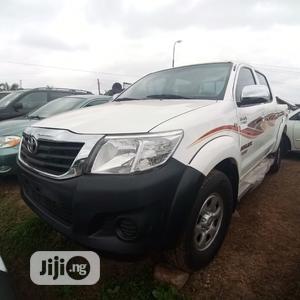 Toyota Hilux 2012 2.0 VVT-i SRX White   Cars for sale in Enugu State, Enugu
