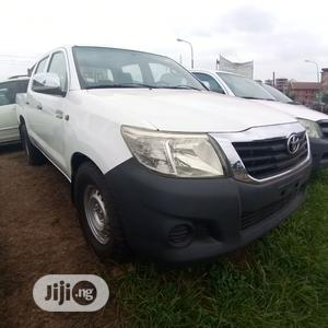 Toyota Hilux 2010 2.0 VVT-i SRX White | Cars for sale in Enugu State, Enugu
