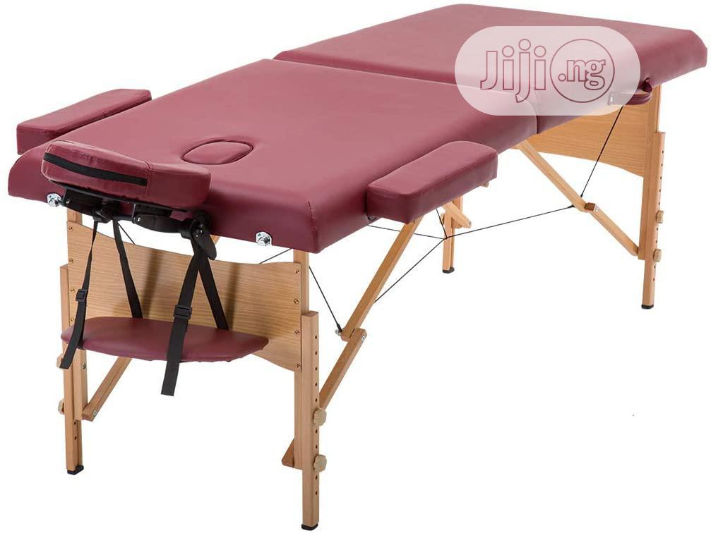 Massage Spa Bed