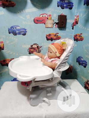 Tokunbo Uk Used Baby Booster Feeding Chair | Children's Furniture for sale in Lagos State, Ikeja