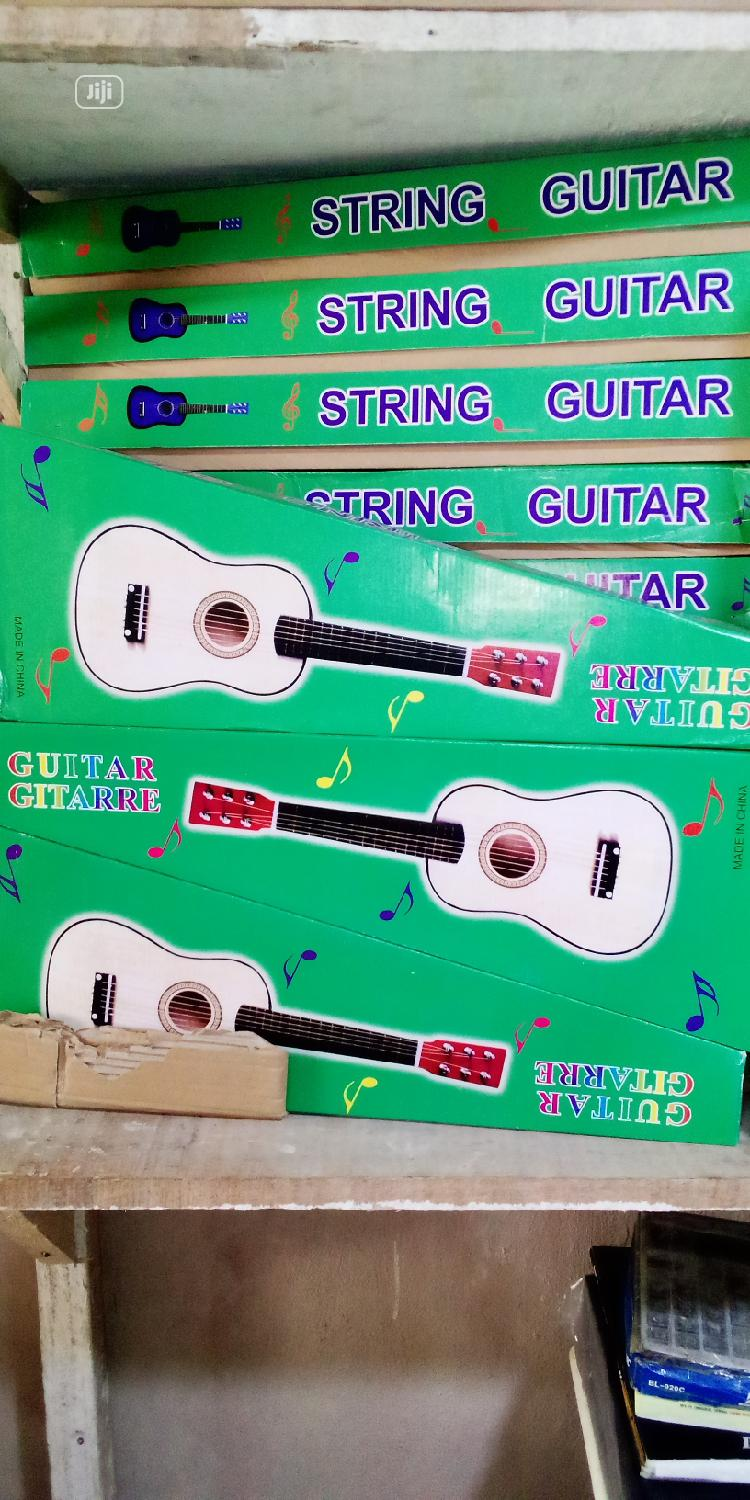 Children Box Guitar | Musical Instruments & Gear for sale in Ojo, Lagos State, Nigeria