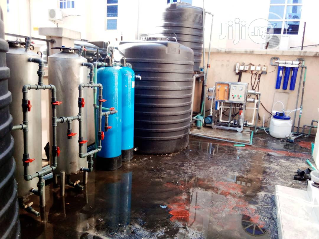 Water Treatment Plant | Manufacturing Equipment for sale in Lekki, Lagos State, Nigeria