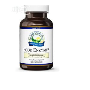 Nature's Sunshine Food Enzymes 120 Caps Digestive Enzymes An   Vitamins & Supplements for sale in Lagos State, Amuwo-Odofin