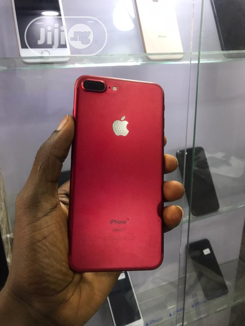 Archive: Apple iPhone 7 Plus 256 GB Red
