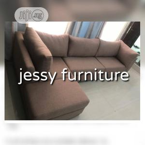 New Set of L-Shaped Fabric Sofa | Furniture for sale in Lagos State, Yaba