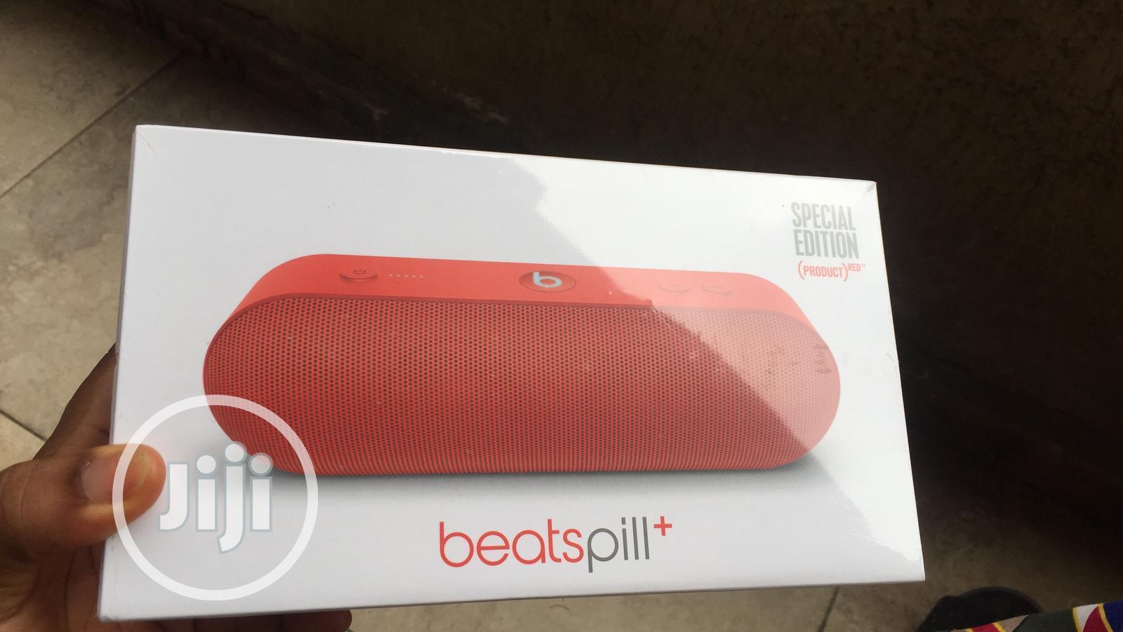 Beatspill Speaker.