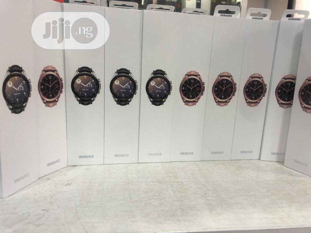 Samsung Galaxy Watch 3 41mm | Smart Watches & Trackers for sale in Ikeja, Lagos State, Nigeria