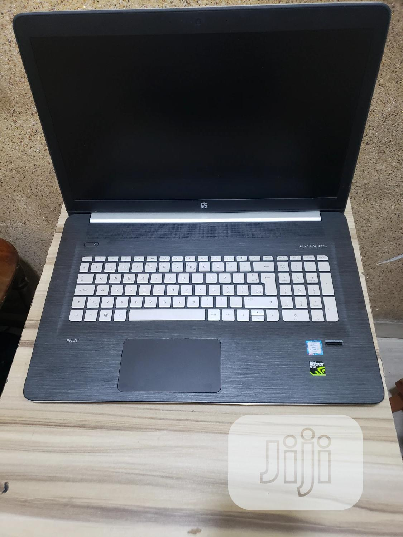Laptop HP Envy 17 12GB Intel Core i7 SSD 512GB