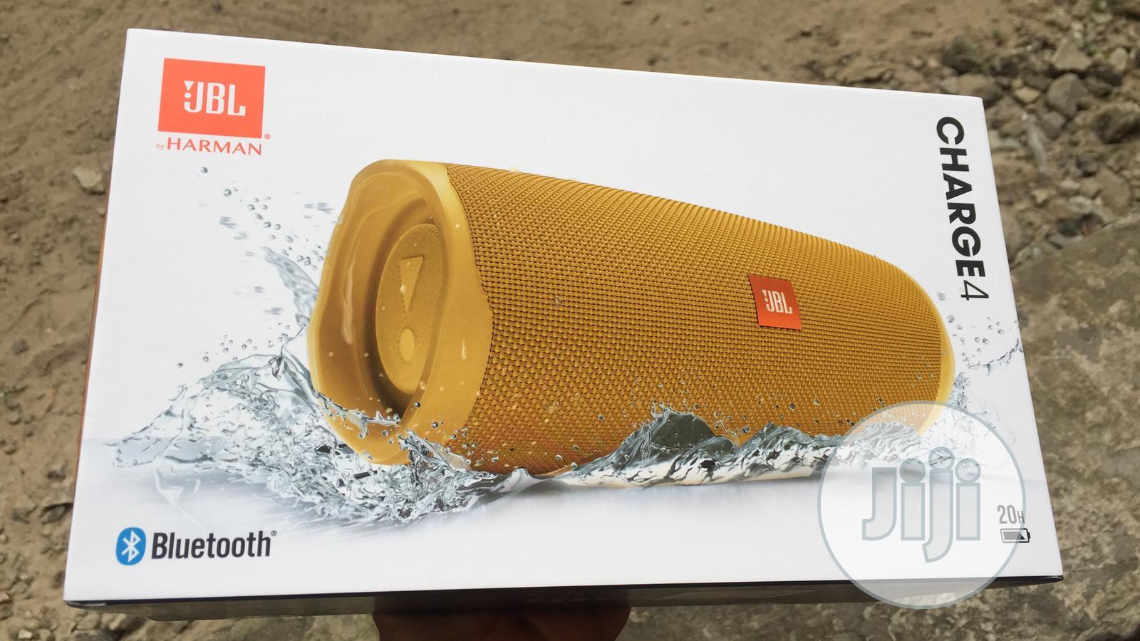 JBL Charge 4 Speaker.